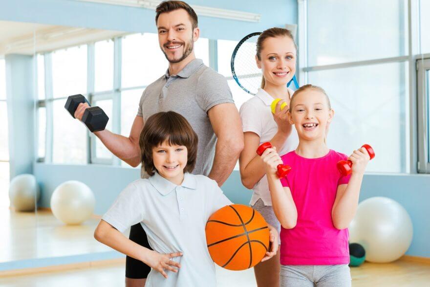 Как создать у ребенка желание вести здоровый образ жизни?