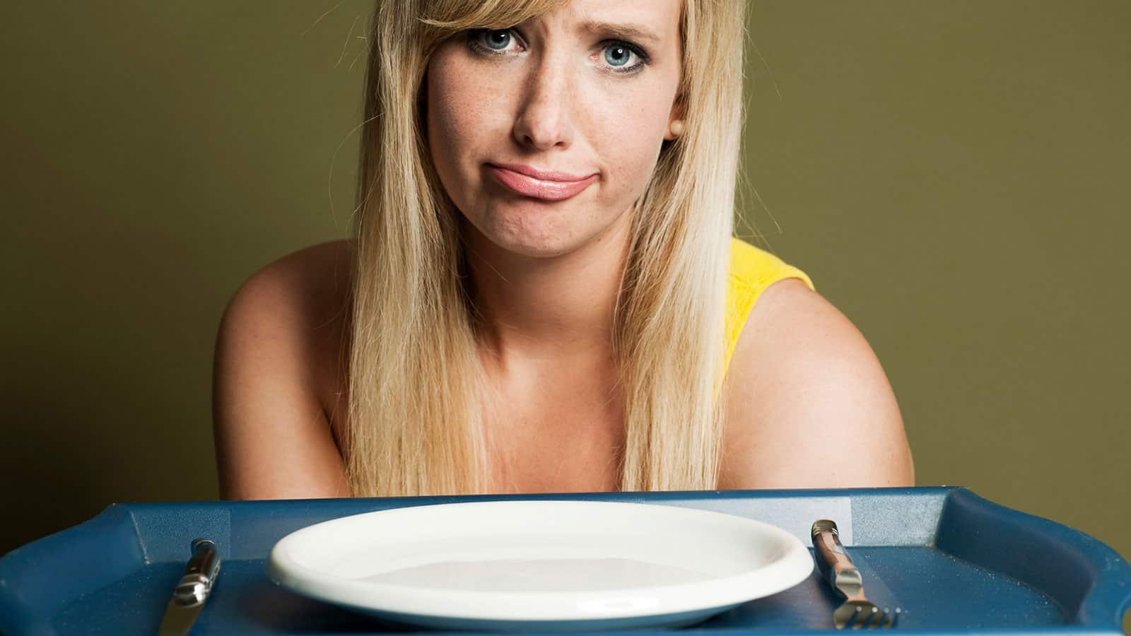 Голодная диета как способ очищения организма