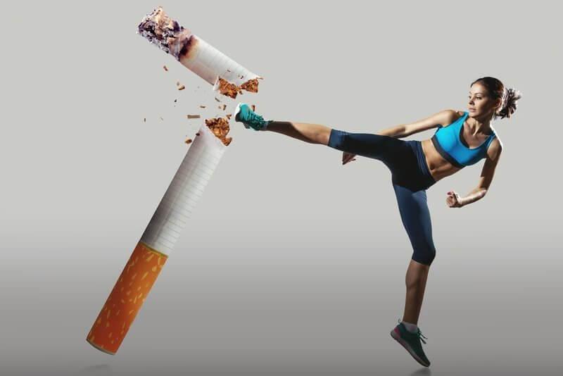 Способы борьбы с никотиновой зависимостью
