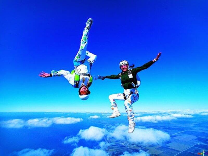 Всё, что нужно знать про парашютный спорт
