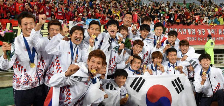 Самый популярный спорт в Корее