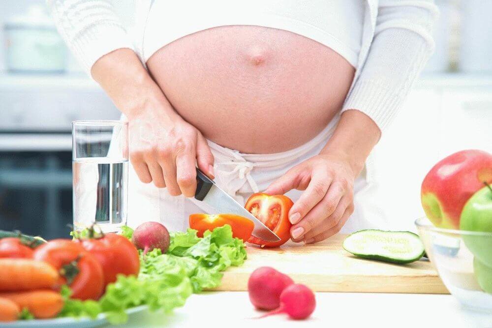 Питание при беременности
