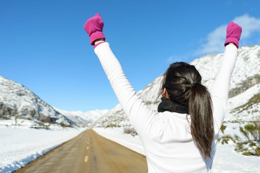 Зима - лучшее время для занятий спортом